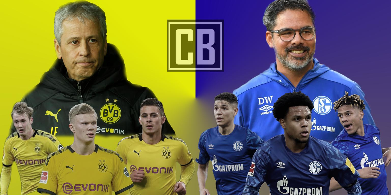 dortmund schalke analysis